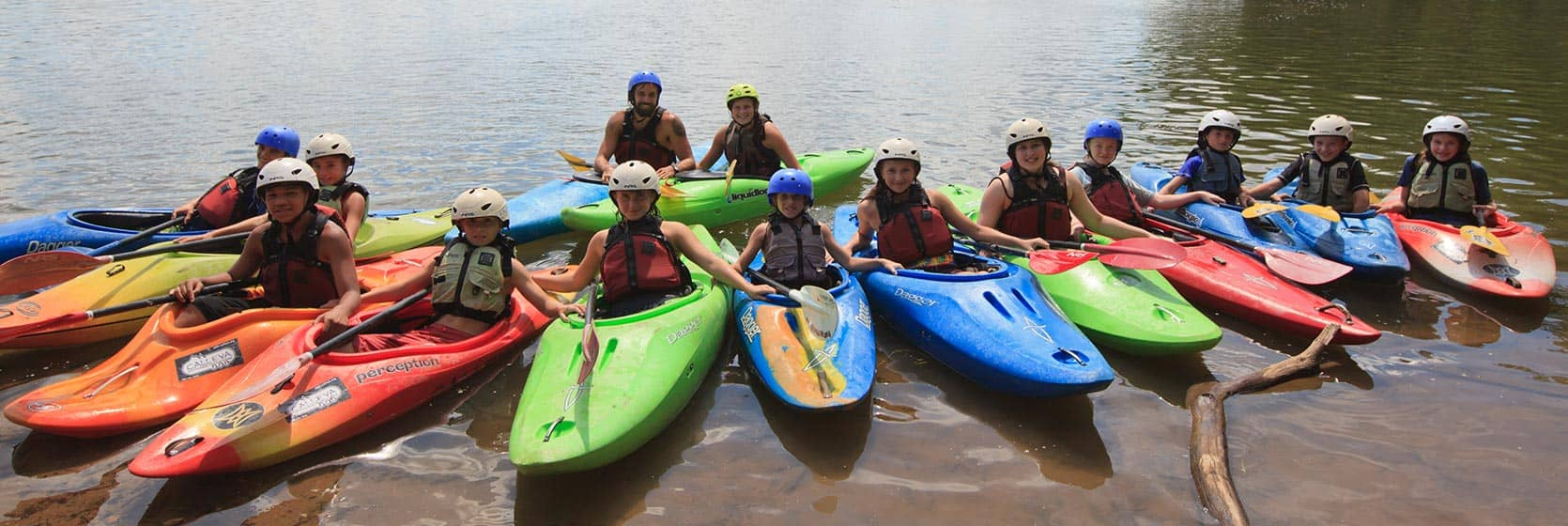 Youth Kayaking Class L Potomac River L Washington Dc