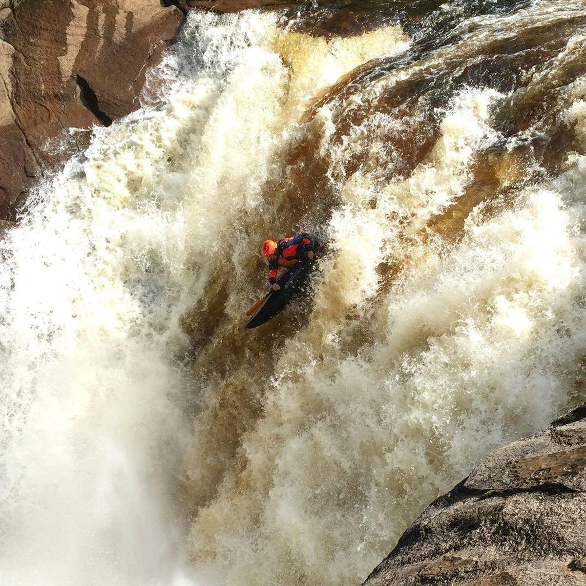 Advanced Whitewater Kayak Trip
