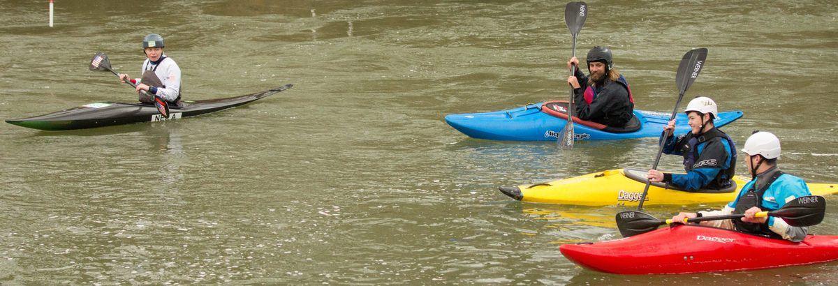 Kayaking near washington dc, maryland & virginia Learn to kayak lessons