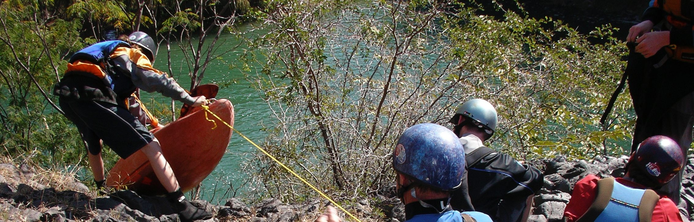 Rio verde Mexico Kayak Mexico Swiftwater Rescue