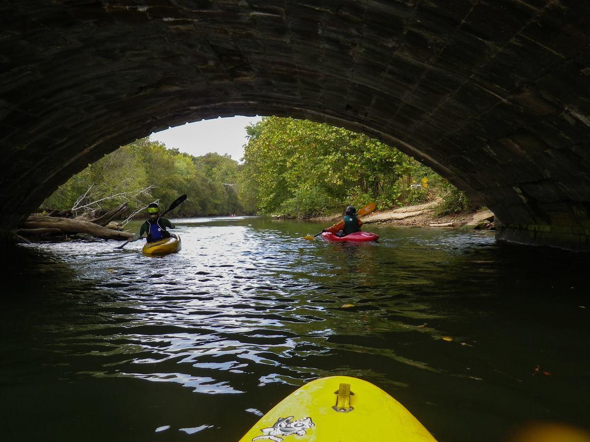 Potomac River kayak C & O canal Rileys Lock kayaking kayak washington dc